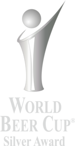 World Beer Cup Silver Award